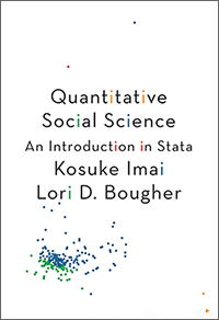 QSS Stata Book Cover